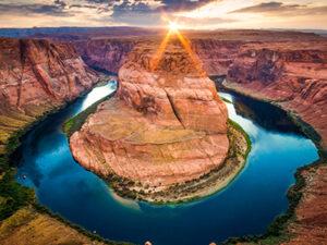 Lake Powell og Grand Canyon