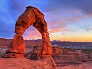 Arches nationalpark - Kør Selv i Vest USA