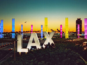 Kør selv i USA - Los Angeles LA