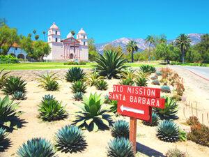 Santa Barbara Kør Selv i USA - Vestens Højdepunkter