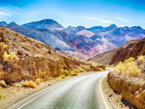 Death Valley - Kør Selv Vest-USA