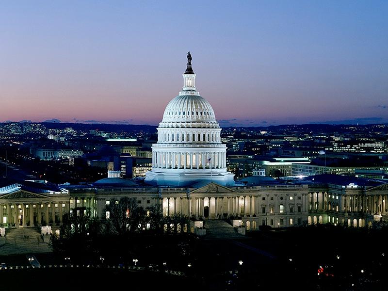 Capitol - USA's østkyst i bil eller tog