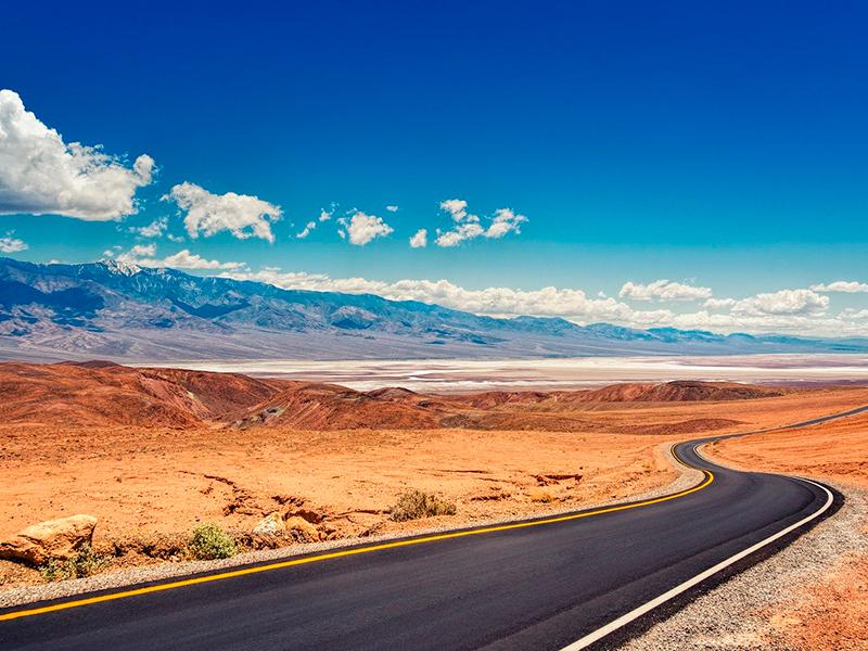 Death Valley - Californien Rundt