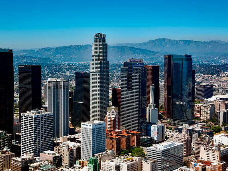 Los Angeles - Kør selv i USA
