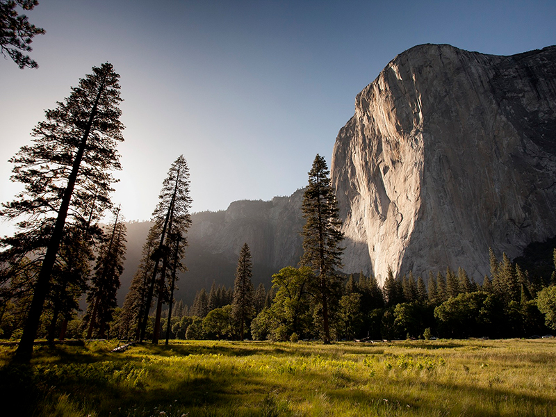 Yosemite - Californien Rundt